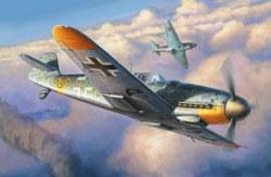 318-500784816 1:48 Messerschmitt Bf-109 G6