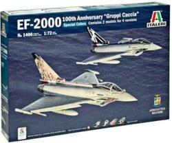 318-510001406 1:72 Kampfflugzeug EF-2000 100