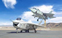 318-510001419 1:72 Joint Strike Fighter (JS
