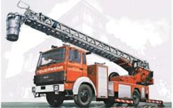 318-510003784 Iveco-Magirus DLK 23-12 Feuerw