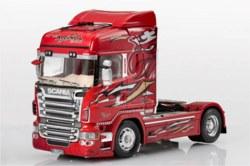 318-510003882 SCANIA R560 V8 Highline Red Gr