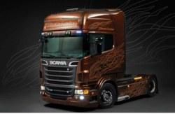 318-510003897 Scania R730 V8 Black Amber I