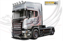 318-510003906 1:24 Scania R730 Streamline 4x