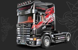 318-510003922 Scania 164L Topclass Italeri M