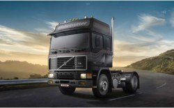 318-510003923 VOLVO F-16 Globetrotter  Itale