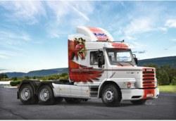 318-510003937 Scania T143H 6x2 Italeri Model