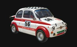 318-510004705 FIAT Abarth 695 SS / Assetto C