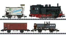 319-T11631 Zug-Set Gütertransport - BR