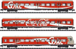319-T15708 Personenwagen-Set S-Bahn der D