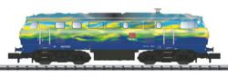 319-T16284 Diesellokomotive Baureihe 218