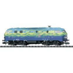 319-T16285 Diesellokomotive Baureihe 218
