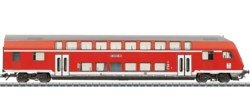 320-43586 Doppelstocksteuerwagen DBbzf 7