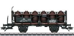 320-46393 Säuretopfwagen mit Bremserbühn