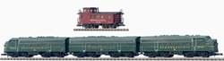 320-88321 US-Diesellokomotive Dreifachlo