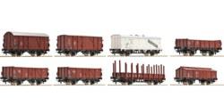 321-44002 8-teiliges Set Güterwagen der