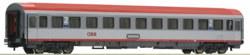 321-54164 Eurofima-Schnellzugwagen 2. Kl
