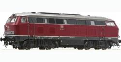 321-72756 Diesellokomotive BR 215 der DB