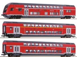 321-74147 Doppelstockwagen, DB AG Roco M