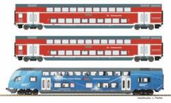 321-74155 Doppelstockwagen, DB AG, 3 tei