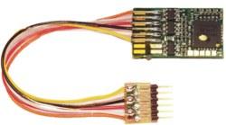 322-687403 DCC Decoder mit RailCom m. 6p