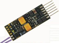 322-687701 6-poliger Miniatur Sounddecode