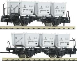 322-823303 Set Behältertransportwagen, DB