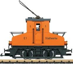 323-L20301 Elektrolokomotive der Straßenb