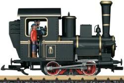 323-L22222 Dampflokomotive Emma Lehmann L