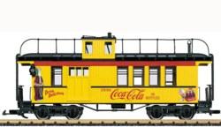 323-L40757 Coca-Cola® Begleitwagen Lehman