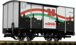 323-L43264 Sondermodell Gedeckter Güterwa