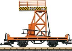 323-L45306 Plattformwagen Lehmann LGB Gar