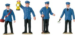 323-L53001 Figuren-Set Bahnpersonal Deuts