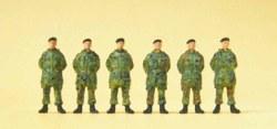 324-16840 Soldaten stehend. Parka Preise