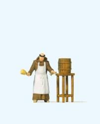 324-28218 Mönch beim Anzapfen      Preis