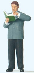 324-28238 Bibliothekar Preiser Modellbau