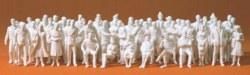 324-68290 60 unbemalte Figuren. Bausatz