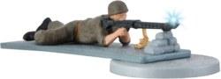 325-1532 Soldat, liegend mit Gewehr und