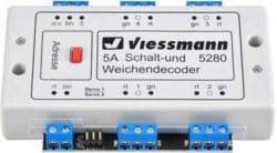 325-5280 Multiprotokoll-Weichendecoder