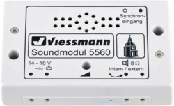 325-5560 Soundmodul Kirchenglocken