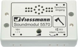 325-5570 Soundmodul Holzhacker Viessman