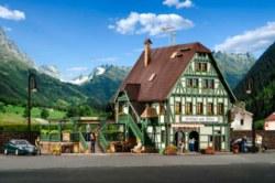 326-43736 Gasthaus mit Metzgerei und Inn