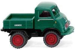 327-036803 Unimog U 401 mit Doppelbereifu