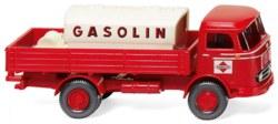327-043804 Pritschen-Lkw mit Aufsatztank