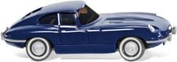 327-080302 Jaguar E-Type Coupé - dunkelbl