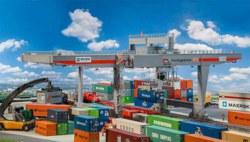 328-120290 Containerbrücke