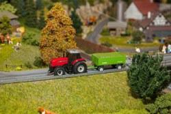 328-161536 Traktor Massei Ferguson mit Kr