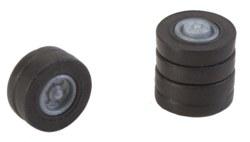 Faller 163112 H0 Car System Kompletträder Zwillingsbereifung Reifen /& Felgen für