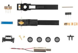 328-163710 Car System Chassis-Kit N-Bus,