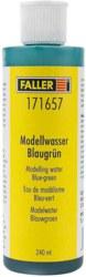 328-171657 Modellwasser, blaugrün