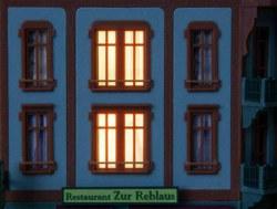 328-180678 LED-Gebäudebeleuchtung mit Ste